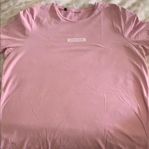 Gym Shark Large T-Shirt